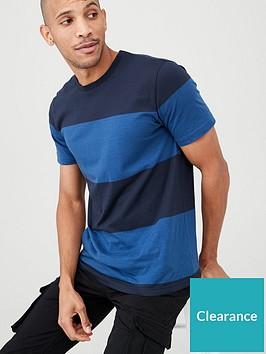 v-by-very-block-stripe-t-shirt-blue