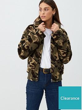 v-by-very-camouflage-print-jacket-khaki