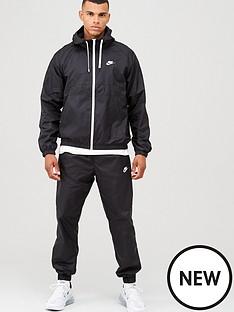 nike-sportswear-hooded-woven-tracksuit-black