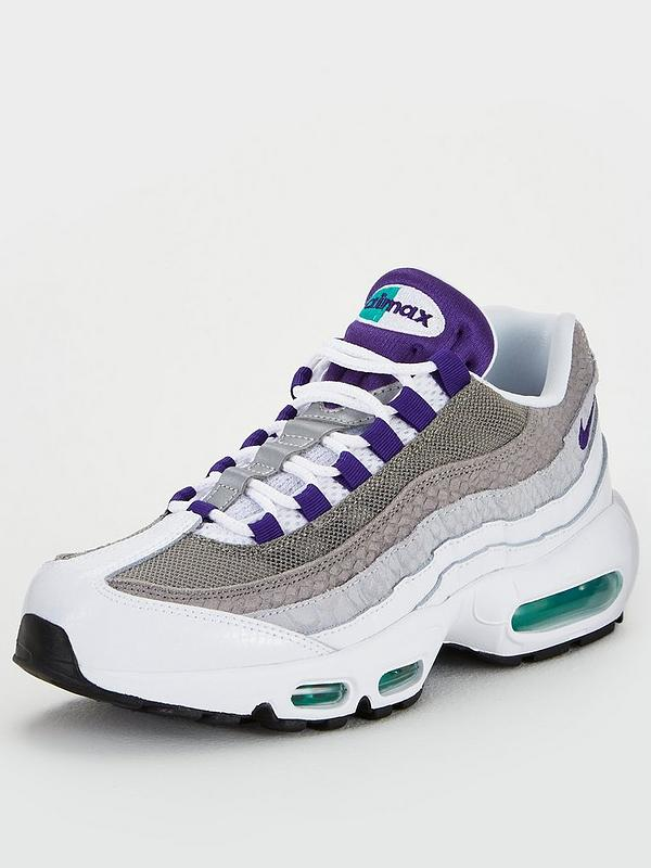 new concept 23006 46972 Air Max 95 LV8 - White/Grey