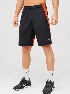 nike-dry-hybrid-training-shorts-blackred