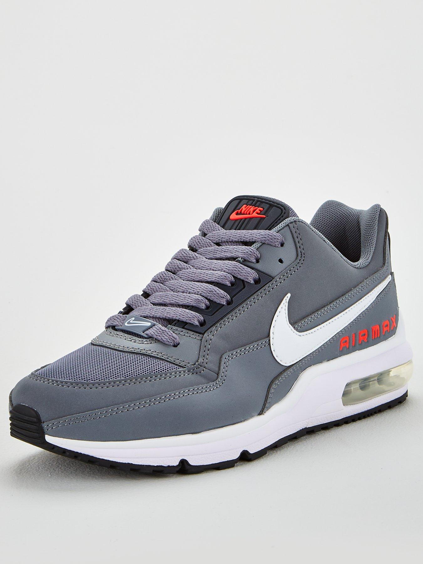 nike air max ltd 3 weiß rot