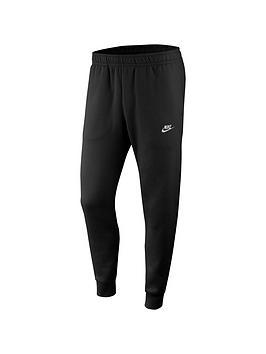 nike-sportswear-plus-size-club-fleece-joggers-black