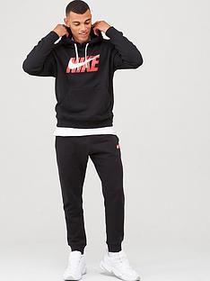 nike-sportswear-hooded-fleece-graphic-tracksuit-black