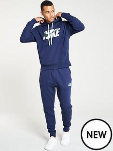 nike-sportswear-hooded-fleece-graphic-tracksuit-navy