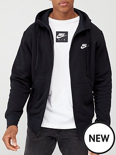 nike-sportswear-club-fleece-full-zip-hoodie-black