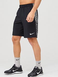 nike-flex-graphic-woven-training-shorts-black
