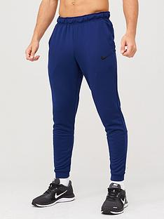 nike-dry-fleece-tapered-training-joggers-blue
