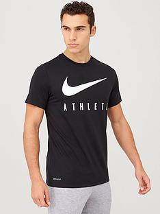 nike-dry-athlete-training-t-shirt-black