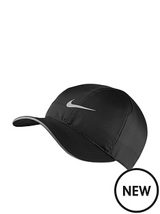 nike-running-cap-black