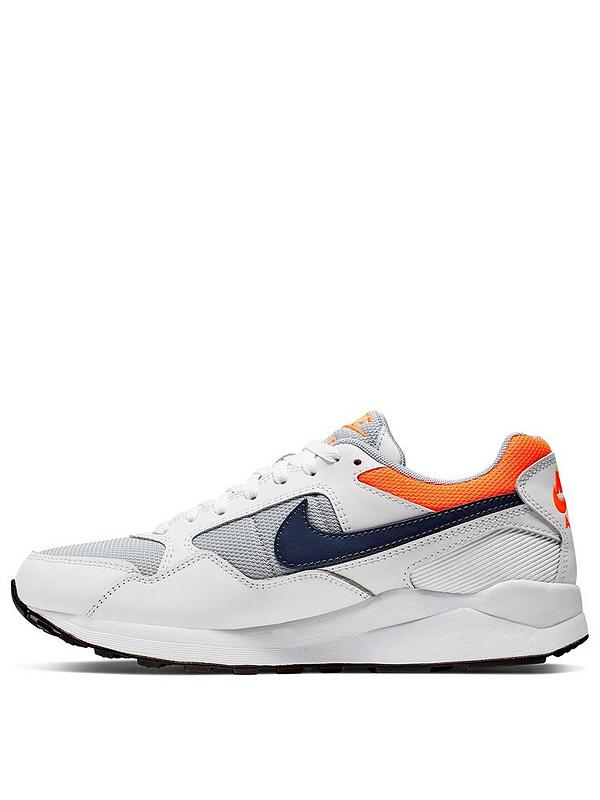 recognized brands elegant shoes classic styles Air Pegasus 92 Lite - White/Orange