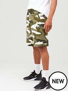 nike-sportswear-club-camo-shorts-olivenbsp