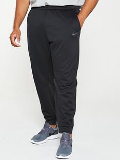 nike-plus-size-therma-tapered-pants-black