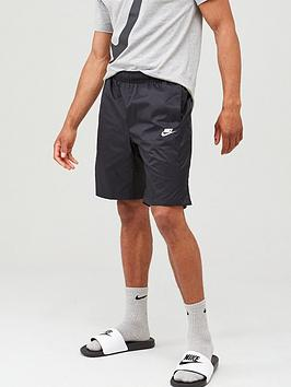 nike-sportswear-woven-track-shorts-black
