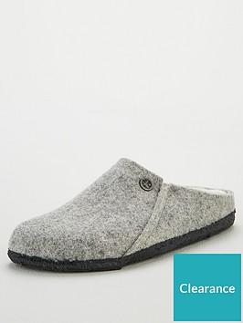 birkenstock-zermatt-cosy-slippers-grey