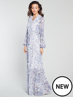 michelle-keegan-wrap-front-printed-maxi-dress-multi-animal