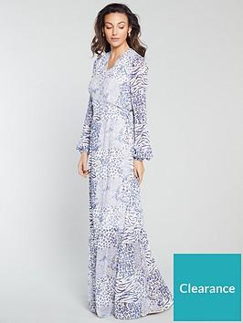 michelle-keegan-wrap-front-printed-maxi-dress-multi-animal
