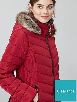 joules-gosway-chevron-padded-jacket-red
