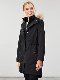 joules-kempton-coat-with-ribbed-inner-black