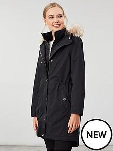joules-kempton-coat-with-ribbed-inner-black