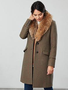 joules-joules-langley-longline-coat-with-fur-trim
