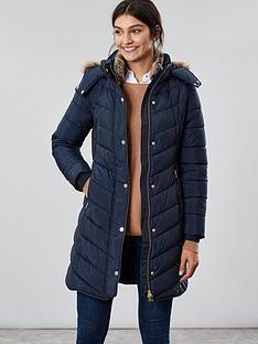 joules-joules-cherington-longline-padded-coat-with-detachable-hood