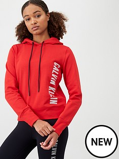 calvin-klein-performance-hoodie-rednbsp