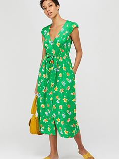 monsoon-mora-floral-print-midi-dress-green