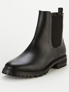 v-by-very-mission-cleat-sole-chelsea-boots-black