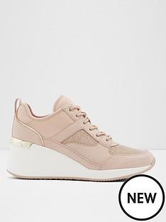 aldo-thrundra-wedge-trainers-light-pink