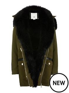 b08f11fab7f River island | Coats & jackets | Girls clothes | Child & baby | www ...