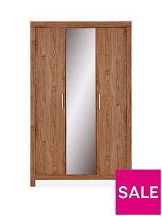 cuba-3-door-mirrored-wardrobe