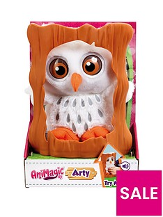 animagic-goes-wild-owl
