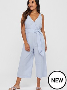 accessorize-tie-belt-beach-jumpsuit-blue
