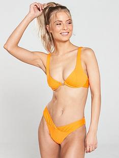 river-island-river-island-clip-front-bikini-top-orange