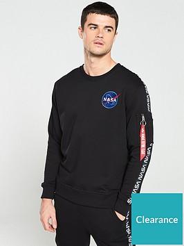 alpha-industries-nasa-tape-sweatshirt-black