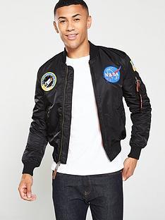 alpha-industries-ma-1-nasa-bomber-jacket-black