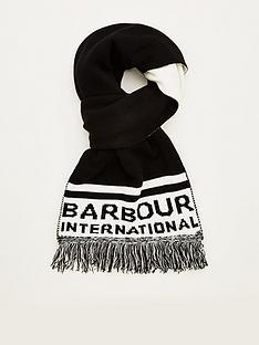 barbour-international-fleet-knit-scarf