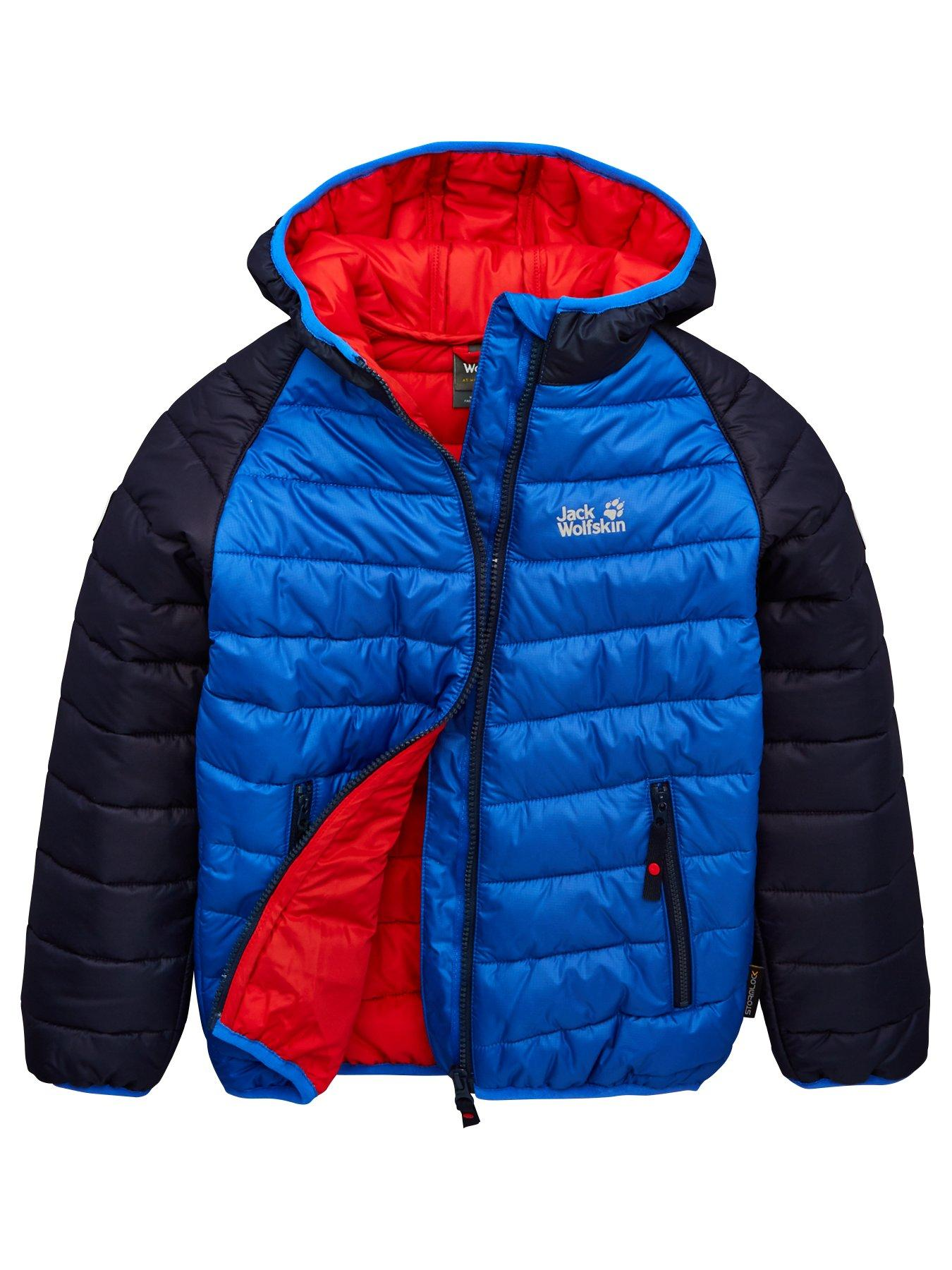 Jack Wolfskin Kids Zenon Jacket coastal blue ab € 67,24