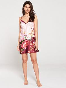 b-by-ted-baker-serenity-satin-chemise-pink