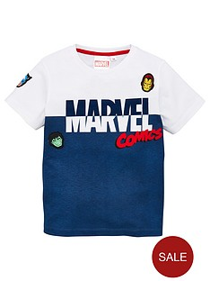 marvel-boys-colour-block-t-shirt-bluewhite