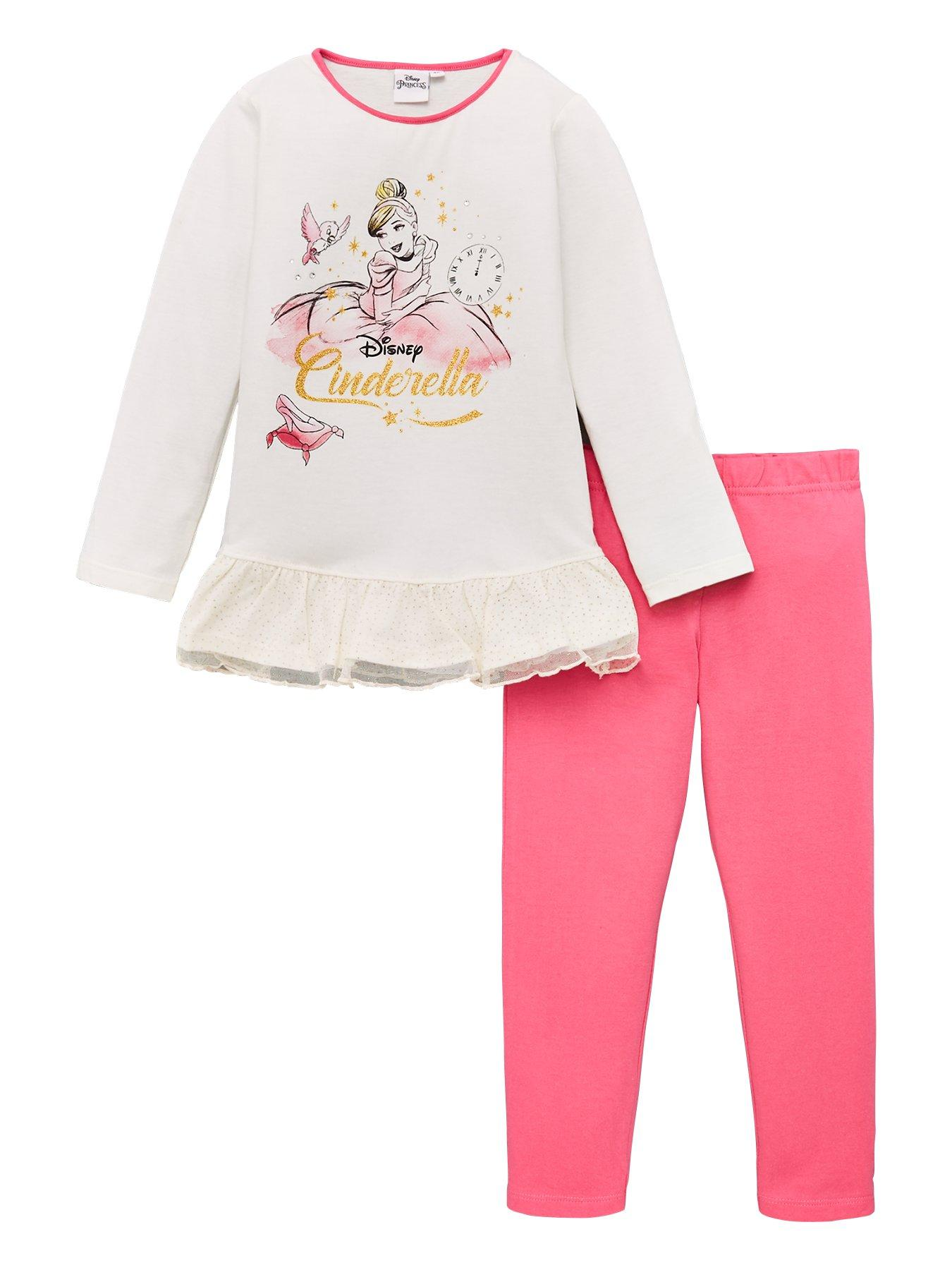 9-10 YEARS NEW GIRLS OFFICIAL DISNEY TINKERBELL PYJAMAS AGES