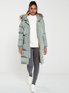 superdry-luxe-longline-padded-jacket-green