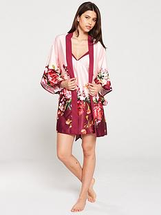 b-by-ted-baker-serenity-satin-kimono-pink