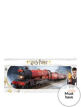 hornby-hogwarts-express-train-set