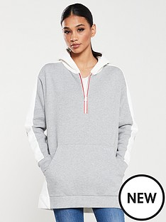 boss-casual-oversized-hoodienbsp--grey