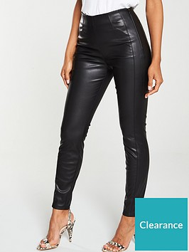 boss-faux-leather-skinny-fit-trouser-black