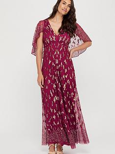 monsoon-keira-embellished-cape-maxi-dress
