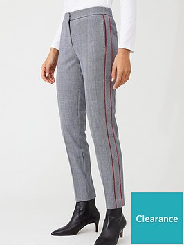 tommy-hilfiger-fauna-slim-trouser-check