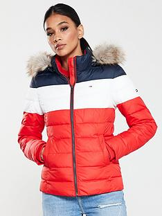 tommy-jeans-modern-colour-block-down-jacket-redwhiteblue
